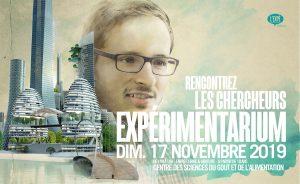 Experimentarium au Centre des Sciences du Goût de Dijon Rencontrez les chercheurs ! Dimanche 17 novembre – 14h-18h