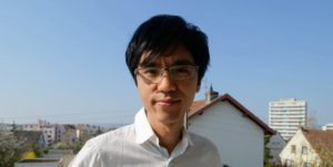 Taro Kimura, chercheur à l'IMB